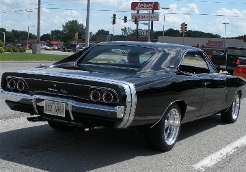 528 inch 650 HP HEMI 1968 Charger