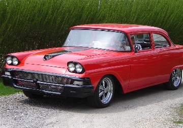 Clyde - 1958 Ford Fairlane