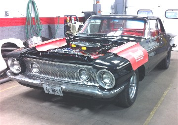 1962 Plymouth Savoy 413 engine, 4 speed