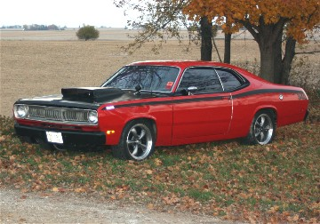 Dodge Duster 340