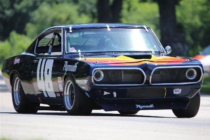 Barracuda Race Car