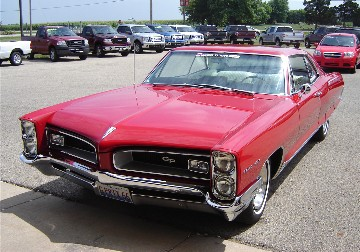 Kerry - 1966 Pontiac Grand Prix