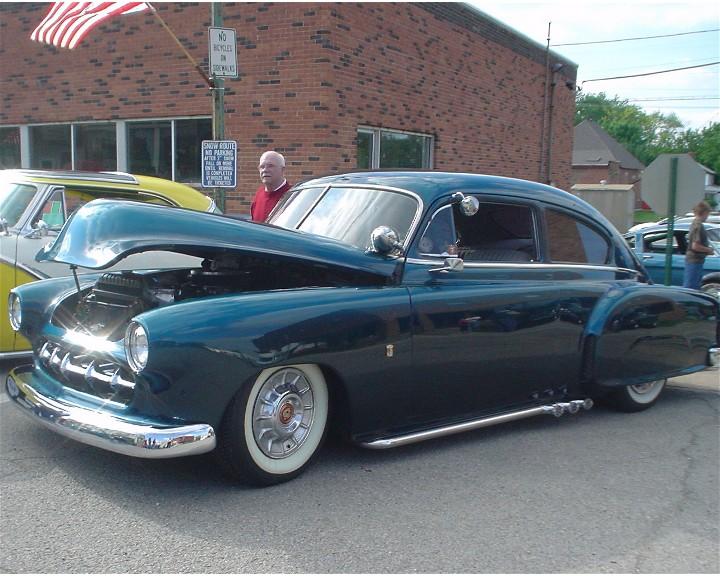 1951 CHEVROLET PASSENGER CAR OWNERS INSTRUCTION