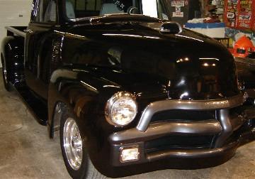 Diz' - 1954 Chevy pickup