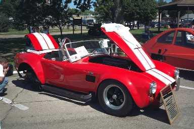 1966 Cobra