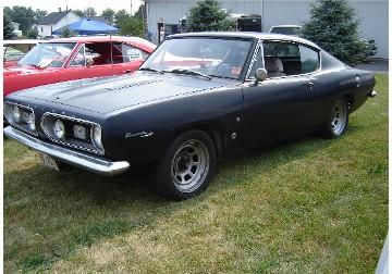 John - 1967 Barracuda