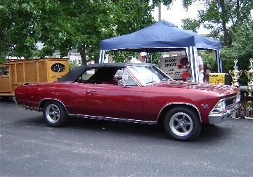 Ron's - 1966 Chevelle 396 Super Sport