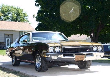 Jim's 1972 Buick GS 350 2 door Hardtop