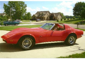 Warren - 1973 Corvette
