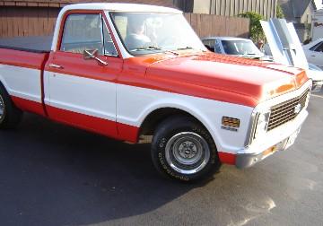 Jim's - 1971 Chevrolet C-10 pickup