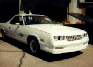 Diz - 1987 El Camino SS