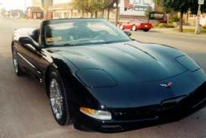 Diz - 1999 Corvette