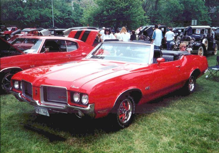 Frank - 1972 Cutlass