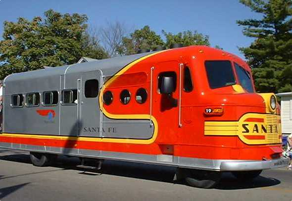 Charles - Santa Fe Super Chief