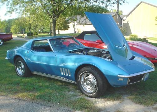 Jim - 1968 Corvette