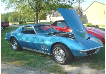 Jim (2005 Pres.) 1968 Corvette