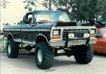 1979 4X4 Ford