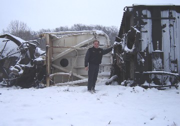 2009 Wyanet, Illinois Train Wreck