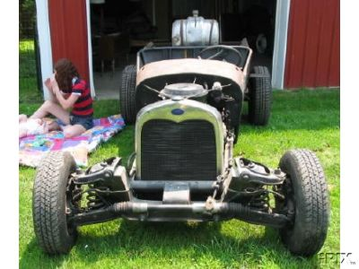 how to build a hotrod frame from scratch