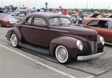 2009 Hot Rod Power Tour pictures