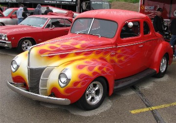 Hot Rod Power Tour pictures 2009