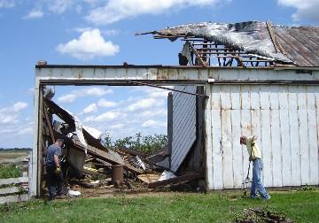 2010 Magnolia, Illinois Tornado pictures