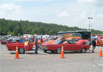 2010 Hot Rod Power Tour photos