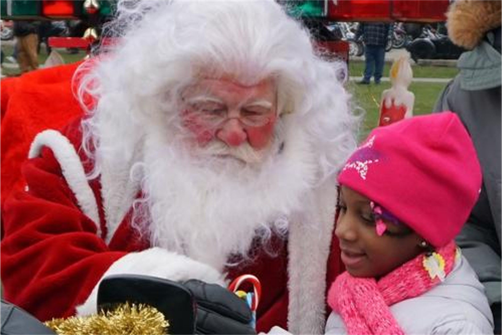 Chicagoland Toys for Tots Parade 2016