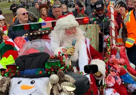 Chicagoland Toys for Tots Parade 2019